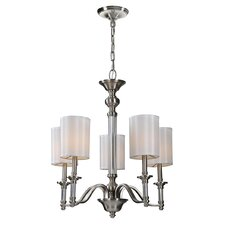 Rosa 5 Light Mini Chandelier