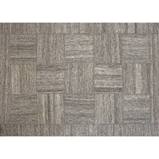 Patchwork Gray Area Rug