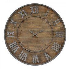 "Teatime 24"" Wall Clock"
