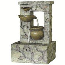 Linton Resin Floor Fountain