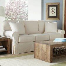 Nantucket Slipcovered Sleeper Sofa