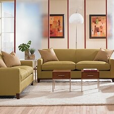 Martin Mini Mod Apartment Sofa and Loveseat