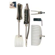 Heat Shield Ulitmate BBQ 6 Piece Tool Set