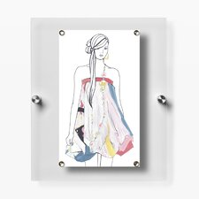 Framous Floating Picture Frame