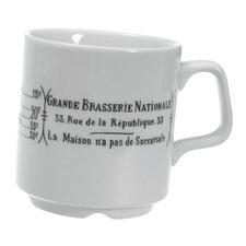 Brasserie 9 oz. Mug (Set of 4)