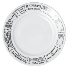 "Brasserie 7.75"" Plate (Set of 2)"