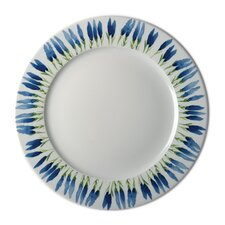 "Fleur De Provence 11"" Dinner Plate (Set of 2)"