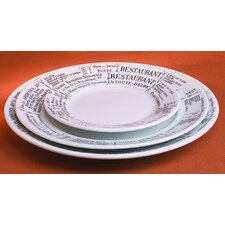 Brasserie Dinnerware Collection