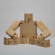 Extra Large Cubebot Sculpture