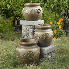 Venice Multi Pot Outdoor/Indoor Fountain