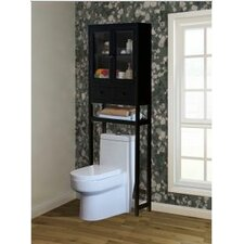 "23.6"" x 70.8"" Free Standing Over the Toliet"
