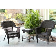 3 Piece Lounge Seating Group