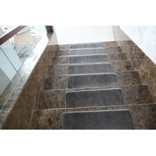 Softy Gray Stair Tread (Set of 7)