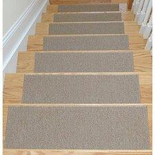 Dark Beige Stair Tread (Set of 7)