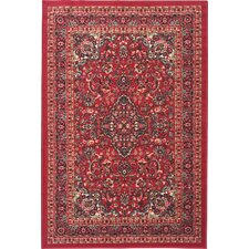 Ottohome Red Area Rug