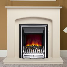 Lusso Eco Electric Fireplace
