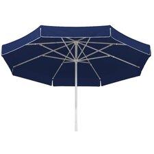 4 m Schirm mit Volant Jumbo