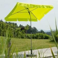 1,8 m x 1,2 m Schirm mit Volant Lugano
