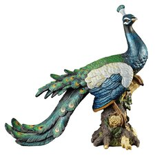 Statue Palace Peacock