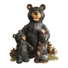 Statue Forest Bears