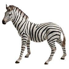 Zora Zebra Statue