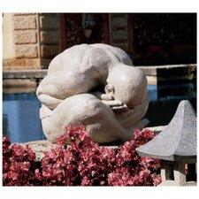 Statue Grand Meditating Shy Yogi of Bali