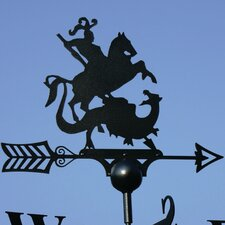 St George and Dragon Weathervane