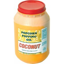 Country Harvest 1 Gallon Coconut Popcorn Popping Oil