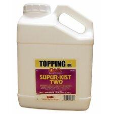 O'Dells 1 Gallon Trans-Fat Free Supur-Kist II Popcorn Topping (Set of 6)