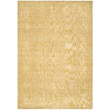 Harper Tonal Madison Gold Floral Area Rug