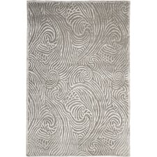 Highclere White/Grey Area Rug