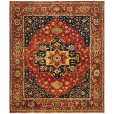 Eastwood Red Area Rug