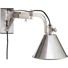 Ashcroft Swing Arm Wall Sconce