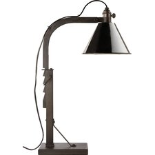 """Ashcroft 25"""" H Table Lamp with Empire Shade"""