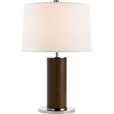 """Beckford 25.5"""" H Table Lamp with Empire Shade"""
