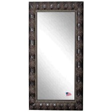 Jovie Jane Feathered Floor Mirror