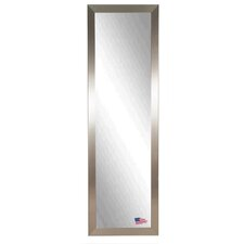 Ava Silver Petite Full Length Body Mirror