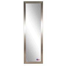Ava Silver Petite Full Length Body Mirror