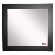 Ava Satin Wide Wall Mirror