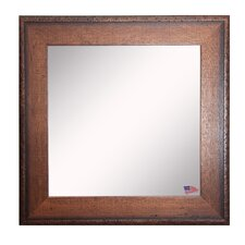 Timber Estate Wall Mirror