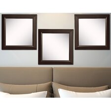 Ava Wall Mirror (Set of 3)