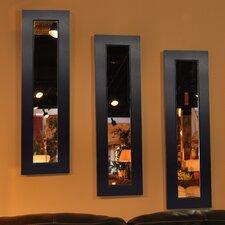 Molly Dawn Black Superior Mirror Panel