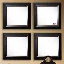 Ava Wall Mirror (Set of 4)