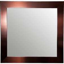 Ava Shiny Wall Mirror