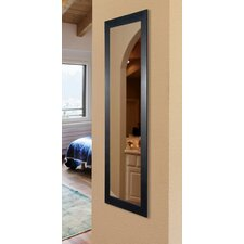 Ava Black Superior Full Length Body Mirror