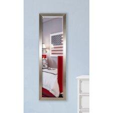 Jovie Jane Silver Petite Full Length Beveled Body Mirror