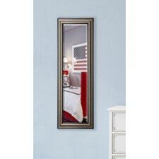 Jovie Jane Antique Silver Full Length Beveled Body Mirror