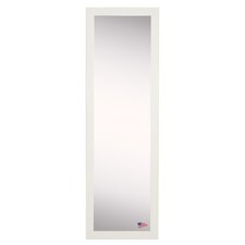 Ava Glossy White Full Length Body Mirror
