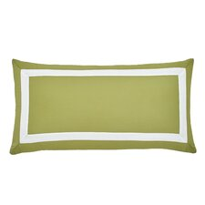 Arrows Decorative Cotton Lumbar Pillow