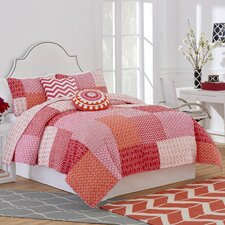 Multi Patch Reversible Quilt Collection